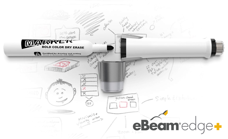 eBeam edge+ Marker Pack
