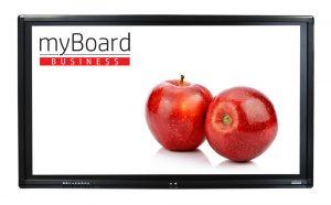 Aktywna Tablica monitor interaktywny myBoard