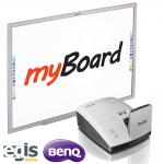 Aktywna Tablica Zestaw MyBoard BenQ MX854UST