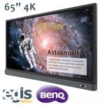 "Aktywna Tablica Monitor interaktywny BenQ 65"" RM6501K"