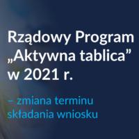 Aktywna Tablica 2021